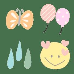 春色の絵文字