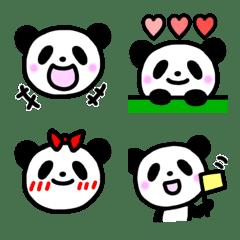 パンダの子 絵文字