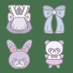 Lavender×Pink