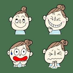 コトコさん☆色んな表情