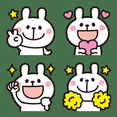 大人かわいい♡うさぎの絵文字8