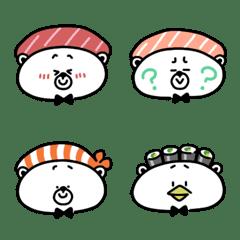おつまみライフな絵文字 寿司編