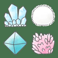小さな鉱物図鑑
