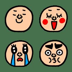 riekimの使える表情絵文字