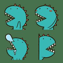 Cupo dinosaur emoji