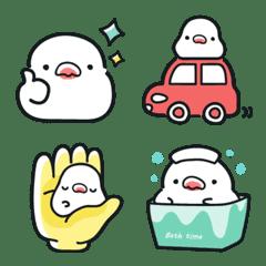 ラクガキ動物園30【文鳥7】