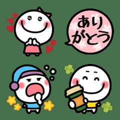 ほわほわず☆絵文字