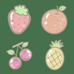 set fruite