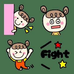キーちゃんの絵文字☆3