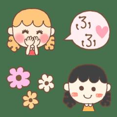 ゆるふわパステル♡【女の子】