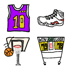 Basketball Player ★バスケットボール