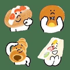 パンさん達の絵文字 vol.2