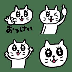 riekimのネコ絵文字