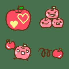 もにっとりんご