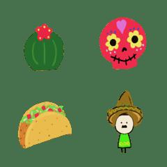 かわいさ満点!メキシカン絵文字