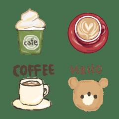 コーヒーとカフェが好き