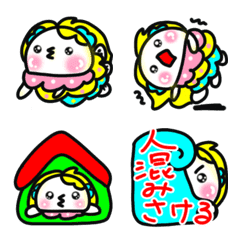 コロナ退散アマビエール3【妖怪アマビエ】