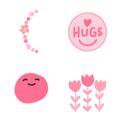 Everyday Emojis for Pinkaholic