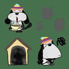 カラフル帽 「Oreo-chan」