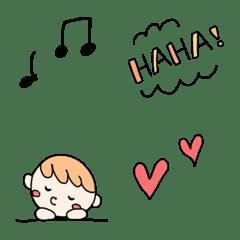 シンプルでおしゃれに♡【ミニ絵文字 2】