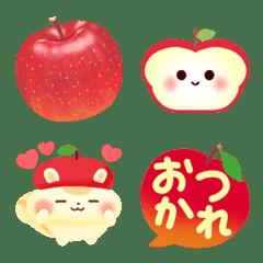 -Apple- 赤の絵文字
