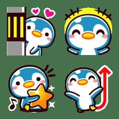 ペンギン絵文字1