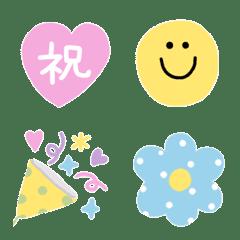 記念日や誕生日に使える絵文字