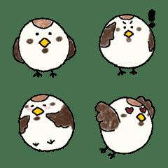 ちゅんちゅん(生き物図鑑シリーズ)