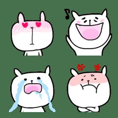 落書き猫絵文字♡