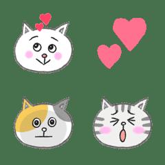 表情豊かなかわいいネコたち vol.2
