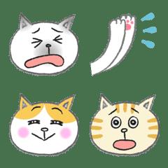 表情豊かなかわいいネコたち vol.3