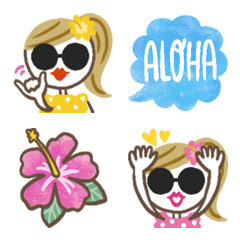 ♡ドットGIRL -Hawaii-♡
