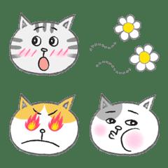 表情豊かなかわいいネコたち vol.4