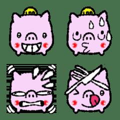 子豚ピンクちゃん
