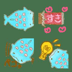 サメとチョコ