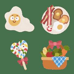 EMOJI: Is food a joke to you?