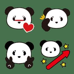パンダのうえの。12  絵文字
