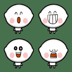Cute lemon head