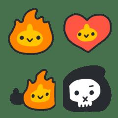 XiaoHuo&Deathu Emoji