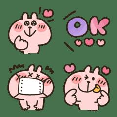 うさぴ★ピンク