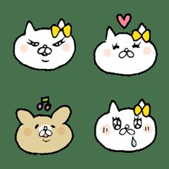 ネコ子 絵文字