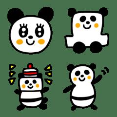 riekimのパンダのセットパック