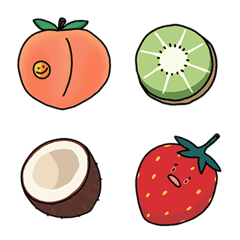 lil fruits and veggies
