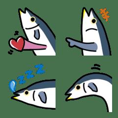 ぴちぴちサンマ絵文字