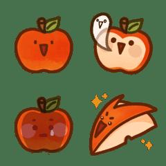 I'm an apple!