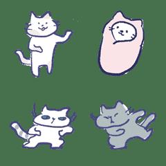 幻想の猫たち
