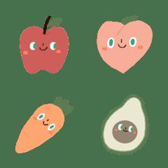 JELLYBEAR : FRUIT & VEGETABLE