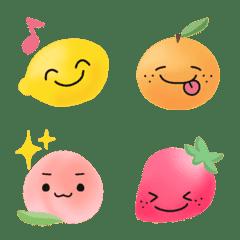フルーツちゃん♡絵文字