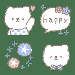 ♡ しろくまさん ♡... cute summer ...