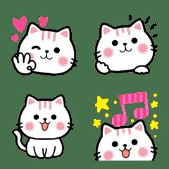毎日可愛い♥️猫ネクニャの喜怒哀楽絵文字